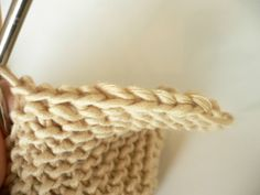 Easy to follow directions for multiple ways to bind or cast off a finished knit project. (I had no idea there were so many different methods-some are stretchy-good for necklines, one mimics the cast on edge--good for blankets, and others are decorative.)