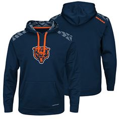 Top Brands Nike Hoodie Detroit Lions Light Blue Ko Warp Zip