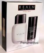 Realm Men Gift Set Cologne natural spray 4.6 ml, cologne natural spray 1.7 & Deodrant 3.0 oz by Realm Men. $44.00