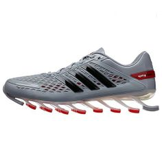quality design 5cc94 86609 Adidas Springblade Razor Mens Sneakers Light Scarlet Cushioned Running  Shoes