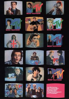 "I want my MTV! When MTv was REALLY ""Music Television""!!!"