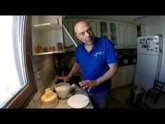 Η Γραβιέρα αλλιώς! Φτιάχνω τυρί - YouTube Greek Recipes, Yogurt, Homemade, Traditional, Youtube, Projects, Food, Log Projects, Blue Prints
