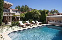 Celebrity Chef Wolfgang Puck Lists His Swanky Beverly Hills Home  - Veranda.com