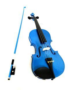 violin azul.....La música es el corazón de la vida. Por ella habla el amor; sin ella no hay bien posible y con ella todo es hermoso. Franz Liszt