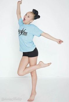 Added by #hahah0ll13 Abby Lee Dance Company Apparel modeled by #JoJoSiwa