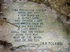 I will take the hidden paths