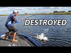 Big Bass Crushes Swimbait - Most in-depth how to video on swimbaits for bass fishing - YouTube