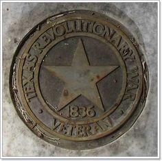 Texas Revolutionary War Veteran