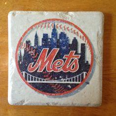 New York Mets Coasters Set of 4