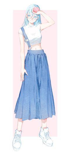 #fashion#anime#design