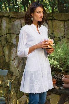 Josephine Shirt I from Soft Surroundings