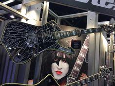 Paul Stanley Broken Mirror guitar