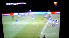 el Gol. de ivan Alonso Belgrano 3 river 2