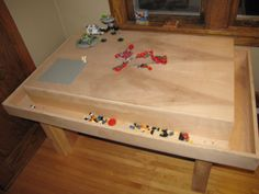lego table | Lego construction table
