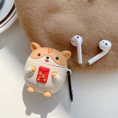 Cute Case For Airpods Pro Coque Case Cartoon Silicone Funda Bluetooth Earphone Case For Apple Airpod Pro 3 Air Pod Pro Cover Airpod Pro, Airpod Case, Earphone Case, Air Pods, Cute Cases, Merchandising Displays, Cell Phone Accessories, In Ear Headphones, Gadgets