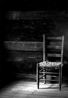 At time we get too comfortable and ask our demons to pull up a chair; when we should be pulling it away before they get a chance to sit down.