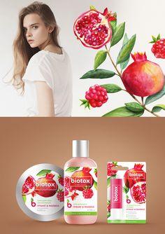 Biotox: Label design, Logotype, Product branding, Package design