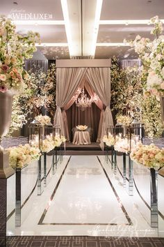 @Rachel A Clingen is the best Wedding Designer in Canada. Wedding aisle  http://www.culturewedding.ca/best-wedding-designer-canada-rachel-a-clingen/