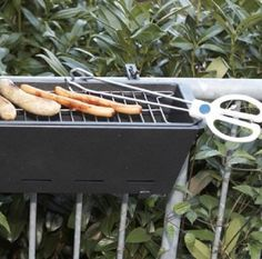 The Balcony BBQ Problem Has Been Solved