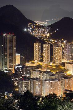 Rio De Janeiro, Brazil by Barbara Eckstein