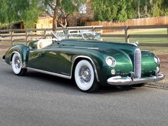 car-hire-uk.com Review:- 1955 Maverick Sportster - so, so elegantly gorgeous…