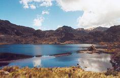 Cajas National Park, Ecuador.