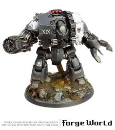 Raven Guard Leviathan Dreadnought