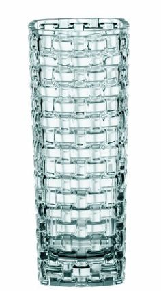 Nachtmann Dancing Stars Bossa Nova 11-Inch Crystal Vase by Nachtmann. $21.59. Sparkling non-lead crystal. Dishwasher safe. Dancing Stars Bossa Nova 11-Inch Crystal Vase. Delicate crystal with a contemporary design make these perfect for any occasion. Nachtmann; A Division of Riedel Glassworks. There is a great variety of designs and patterns in the Nachtmann Bossa Nova collection. Chequered patterns, squares or Archimedian swirls – these crystal glass products do...