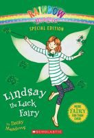St. patricks Day is full of magic, and Lindsay the Luck Fairy is the one who keeps it that way! But when Jack Frosts goblins steals her special lucky charms, Lindsays luck runs out. now everyone, everywhere will have a horribly unlucky St. Patricks Day! Rachel and Kirsty are determined to help Lindsay find her magic. But where do they start? And without luck on their side, do they stand a chance of outsmarting the govlins?