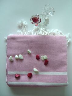 Your place to buy and sell all things handmade Turkish Bath Towels, Spa Towels, Beautiful Bathrooms, Beach Towel, Hand Weaving, Traditional, Elegant, Sweet, Pink