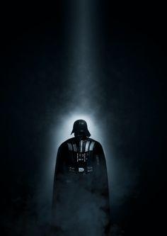 Star wars the last jedi darth vader poster skywalker print