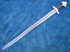 viking style broadsword