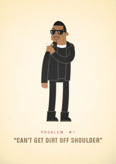 Jay Z's problems, illustrated.