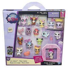 Littlest Pet Shop City Fashion Pet Pack 263 - 277 | eBay
