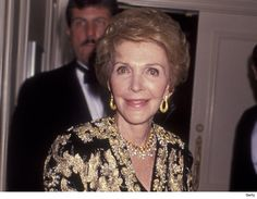 Nancy Reagan's death has triggered a massive reaction from celebrities and everyday people who loved her. This is a sad day for America. Nancy Reagan, Sad Day, Gossip, Love Her, Death, Celebrities, Lady, People, America