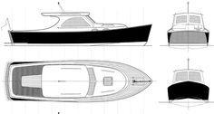 26 'Planlama Lobster Boat