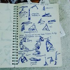 Roughly speaking this was the women's class with Sunita today at the #rimyi #pune. I find it really hard to draw twists,  (and do some of them!) But you can follow the main sequence of twists in light in yoga pages 252-271. I loved flinging the back arm back/round 'fling it fling it' 'the extension has to come from the sternum not the shoulder' Sunita shouted many useful instructions to us.  I like her.