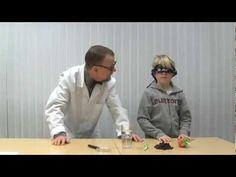 Veden olomuodot: neste - YouTube Teaching Science, Science For Kids, Science And Nature, Science Videos, Chemistry, Physics, Youtube, Rain Jacket, Tieto