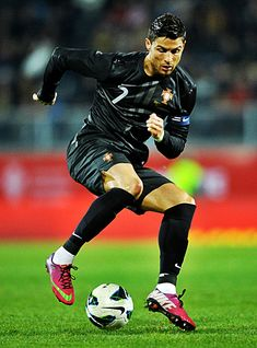 Cristiano Ronaldo. The Complete Package. #CR7 #Nike http://cleats.priceshopz.com