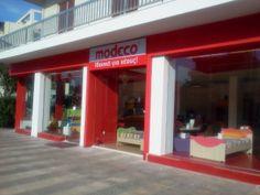Κατάστημα Modeco Αλίμου - Modeco shop at Alimos, Athens, Greece. www.modeco.gr