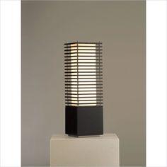 NOVA Lighting Kimura Accent Table Lamp in Matte Black - 10704 - Lowest price online on all NOVA Lighting Kimura Accent Table Lamp in Matte Black - 10704