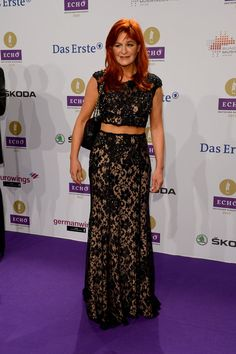 Pin for Later: Seht alle Stars beim Echo! Andrea Berg