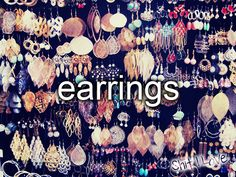 a gift card to some place like claire's ? for earrings