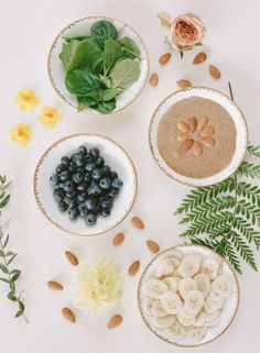 Protein smoothie recipe: http://www.stylemepretty.com/living/2015/04/19/delicious-super-foods-for-spring/   Photography: Rebecca Yale - http://www.rebeccayalephotography.com/