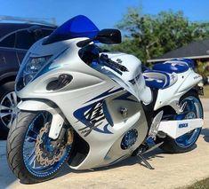 Hyabusa Motorcycle, Suzuki Motorcycle, Custom Street Bikes, Custom Sport Bikes, Stunt Bike, Biker Chick, Biker Girl, Biker Boys, Custom Hayabusa