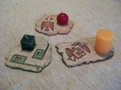 Pasta Piedra, Diy And Crafts, Paper Crafts, Paper Clay, Decoupage, Christmas Crafts, Triangle, Projects To Try, Kids Rugs