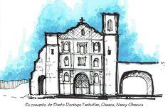 Bitácora de viaje, Viaje de prácricas UAAP 2015-2 Mixteca y Valles centrales de Oaxaca, Arquitectura de Paisaje-UNAM-Facultad de Arquitectura