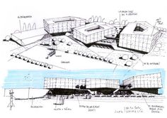 DIBUJOS DE ARQUITECTO - ARCHITECT DRAWINGS