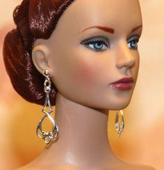 """Nouveau"" SP Earrings for Tonner Tyler Cami Ellowyne Dee Anna AM Gene Sybarite"