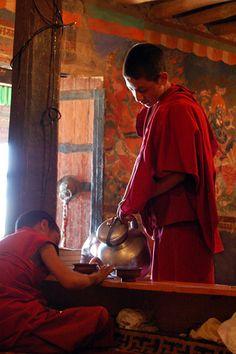 Tibet - chai for monks ( tea | par blue9sun )